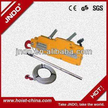 hoist cable machine