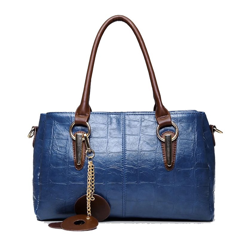 Get Quotations Leather Bag Women Stone Print Handbags Business 2017 New Fashion Las Elegant Designer Satchel Messenger