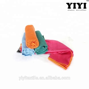 Factory Directly Supply Best Price Microfiber Travel Towel Microfiber Polyester Fabric wholesale fabric