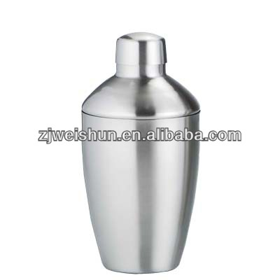 new stainless steel ricard cocktail shaker;bar shaker