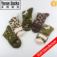 Army Green Military High Socks Breathable Cotton Crew Custom Army Wholesale Elite Sock