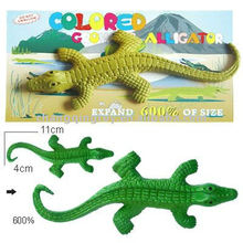 Magic Growing in water Crocodile toys,expanding capsule toys