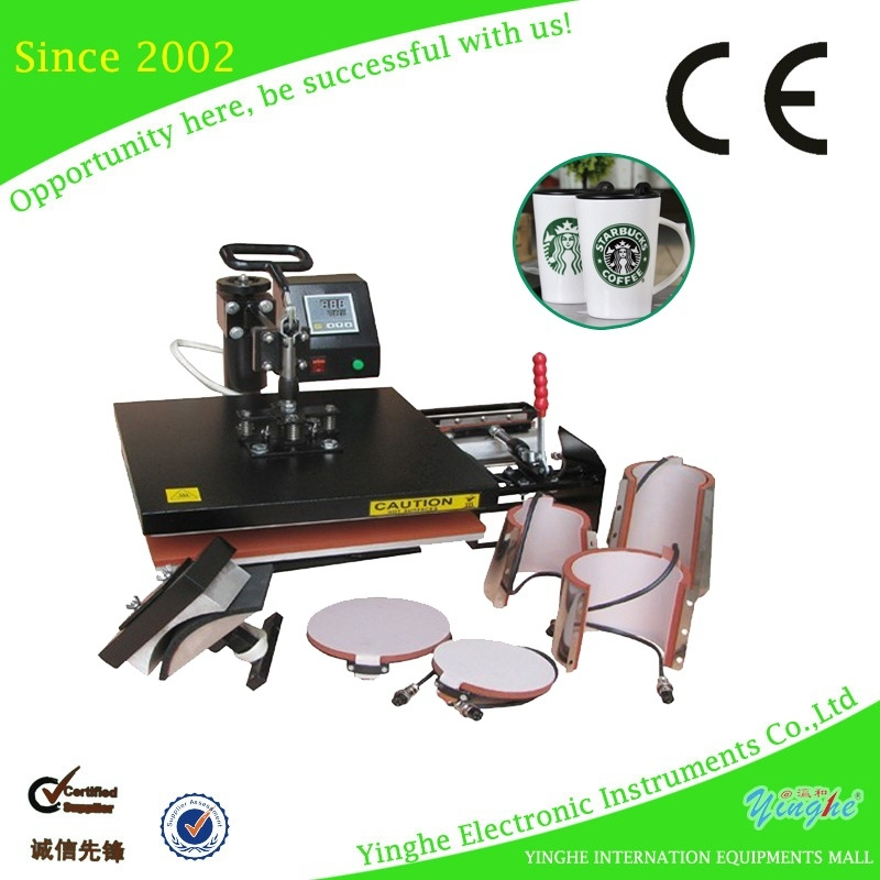 CE approved machine sublimachine heat transfer machine