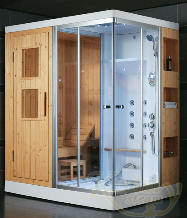 Indoor home sauna home design for Sauna home