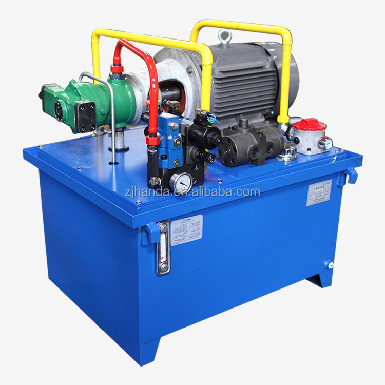 Sunny hydraulic pump power pack units for forklift dump truck injection moulding machine john deere pto foton tractor