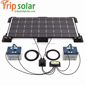 ABS Solar Panel Mounting Bracket for Home Power PV System