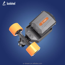 electric skateboard motor 4 wheel Electric Longboard Self Balancing Scooter Hover board Updated
