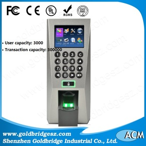 China alibaba Machine Price Biometric In Out Finger Print Zem 510 Fingerprint Scanner Time And Attendance