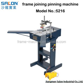 Frame Joining Pinning Machine Buy Frame Joining Pinning Machine
