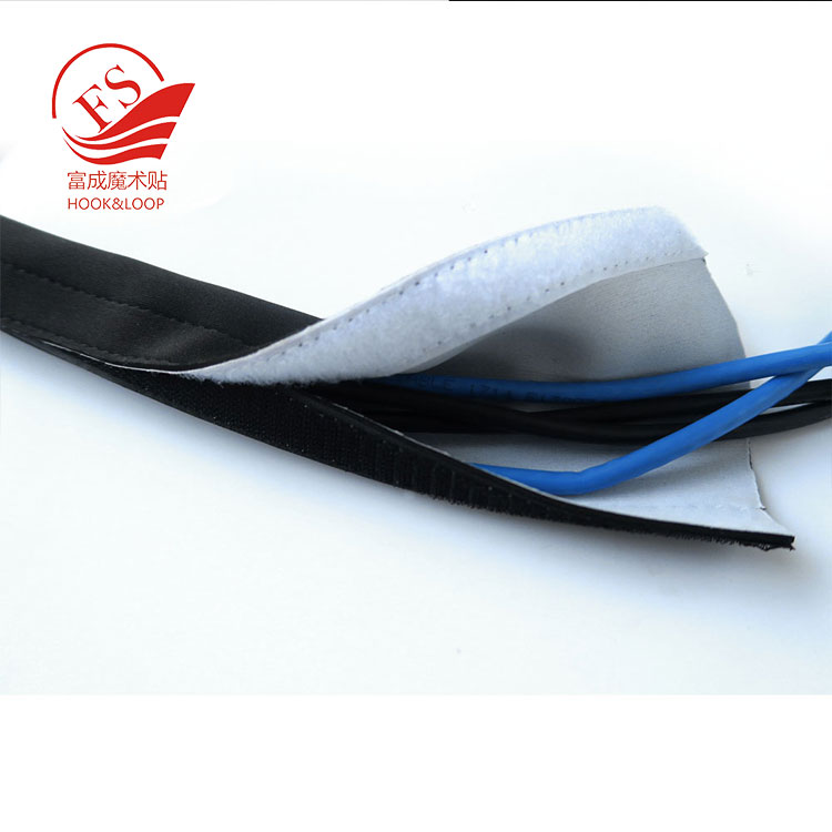 High quality  Neoprene with hook loop locked binding cable sleeve /  Cable sleeve protector