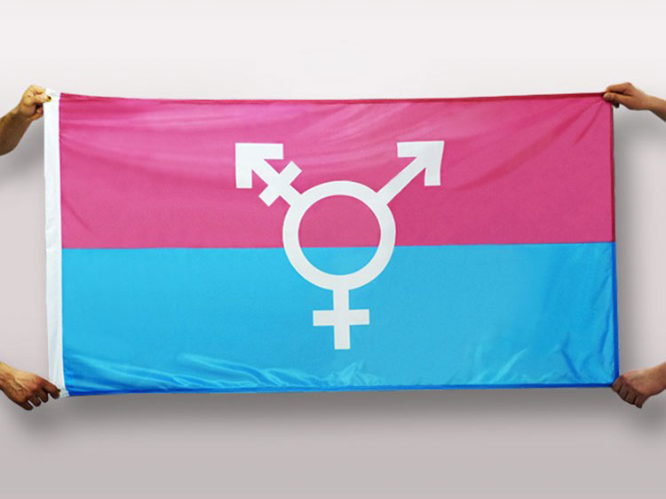 Transgendered Clip Art