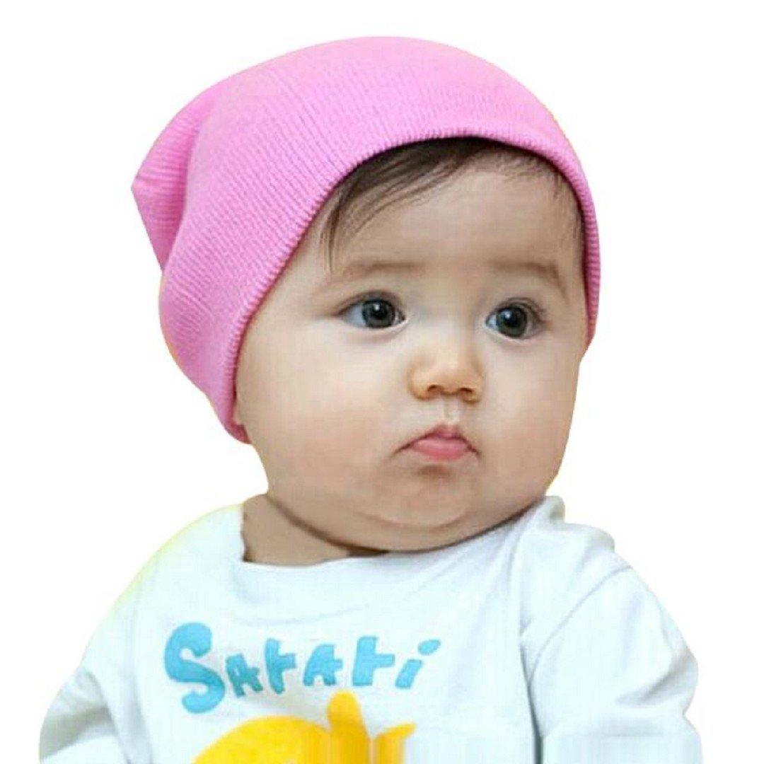 Yoyorule 5 Pairs Baby Socks Infant Boys Girls Striped Dot Print Anti-Slip Socks 9-18M, Purple