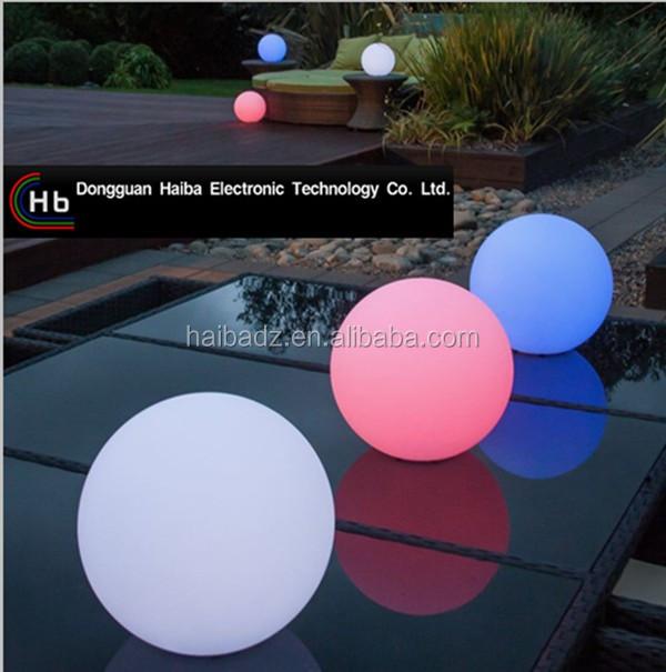 dragon ball z led clairage pe materail ip68 flottant tanche led ball pour piscine jardin conduit - Balle Pour Piscine A Balle Pas Cher