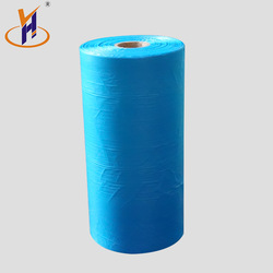 China made good quality flat hdpe poly bags pocket packing bags on rolls bag gold supplier
