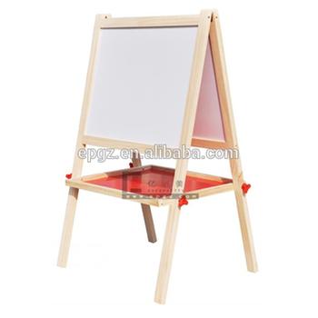 Kindergarten Folding Kids Drawing Tables For KG Art Room