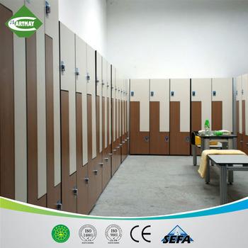 Gym locker room furniture lockers