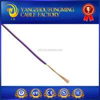 ul approval 1672 pvc extruded insulated electric bare copper wire