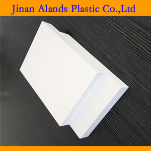 3/4 inch white pvc foam board used for advertising or cabinet