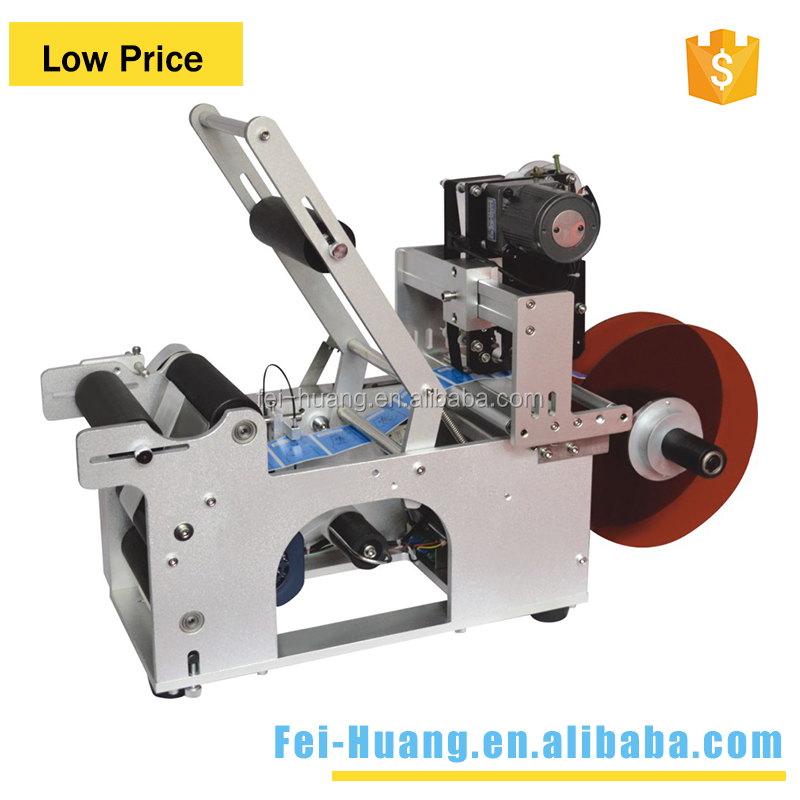 Bottle Label Applicators with date coding machine,Manual labeler