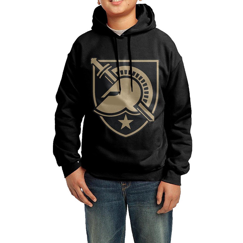 Mens Grunge US Army Star Black//Camo Raglan Baseball Hoodie Black
