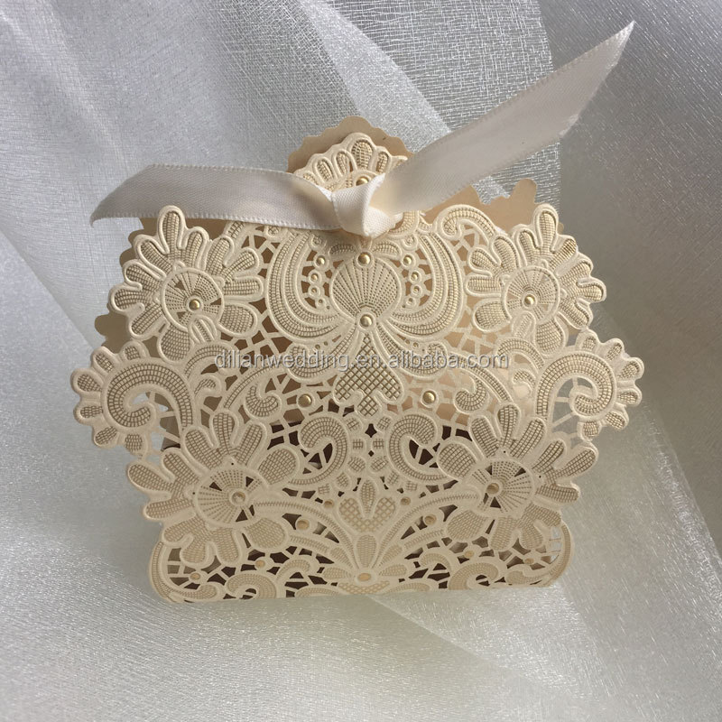 Handmade and luxurious vintage wedding invitation, View vintage ...