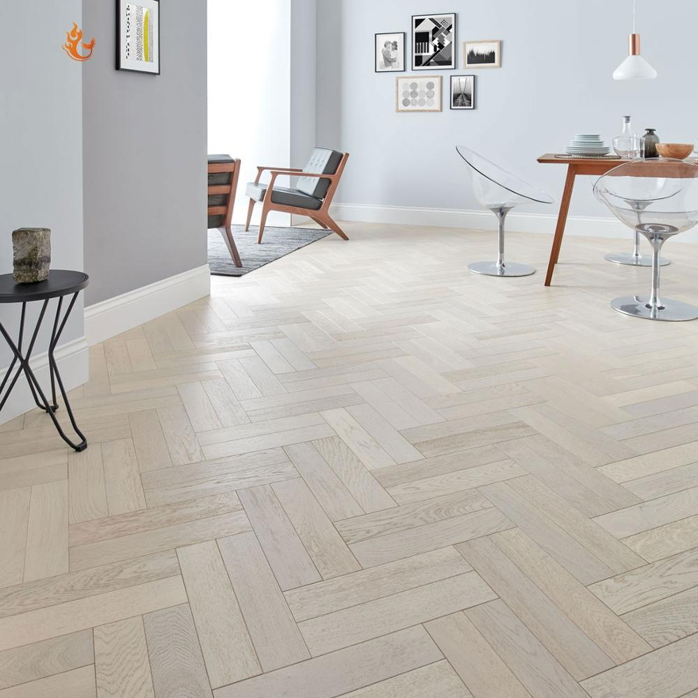 Washed Wood Floors Parquet Floor