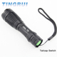Trade assurance Best and Brightest Xml- T6 LED 5 Light Modes ZOOM Feature commercial electric led flashlight