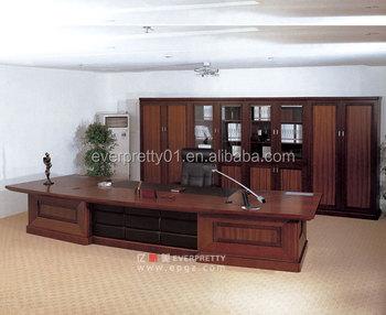 School Office Table Modern Design Principal Office Table
