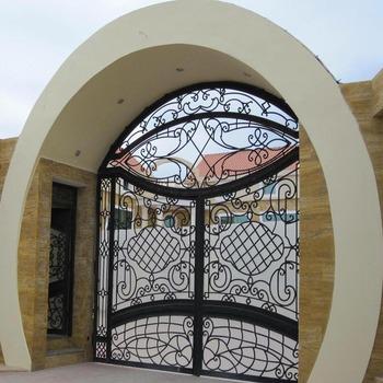 Simple Villa Iron Grill Sliding Gate Design Buy Simple