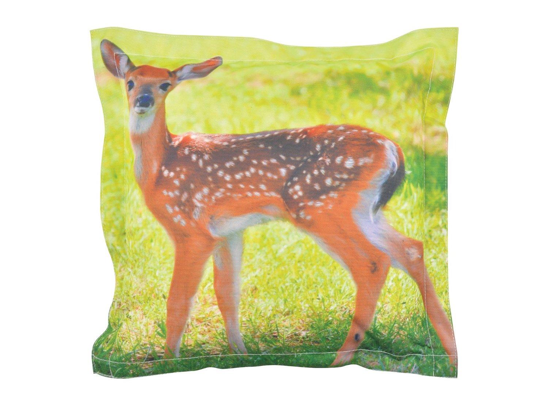 Esschert Design BK003 Outdoor Cushion, Deer Small