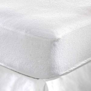 Adult Terry Towelling Diaper Nappy Squares Satin Trimmed