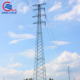 65ft electric pole for transmission power