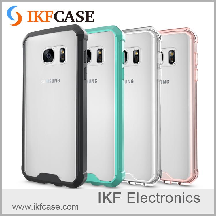 sale retailer 72a2c a3d3e Factory Price Tpu Bumper Acrylic Clear Back Cover For Samsung Galaxy J7  Prime Anti-shock Tpu Acrylic Mobile Phone Case - Buy Anti-shock Tpu Acrylic  ...