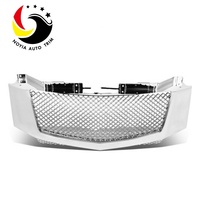 For Cadillac Escalade body China factory wholesale Escalade front grille (chrome) 07-14 series