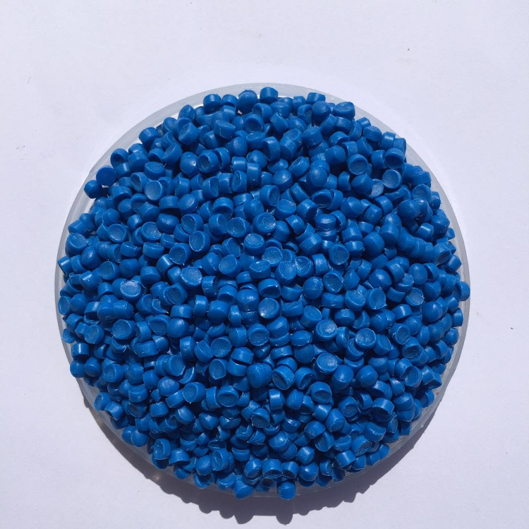 Pvc Plastic Raw Material Soft Pvc Granule Orange Pvc Granule for cable and wire