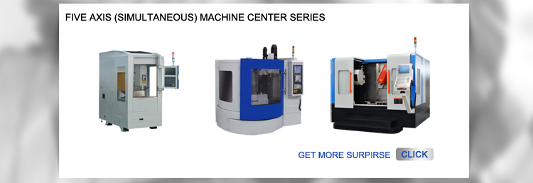 2017 New Design VS655 cnc mini metal milling machine 5 axis for mold making