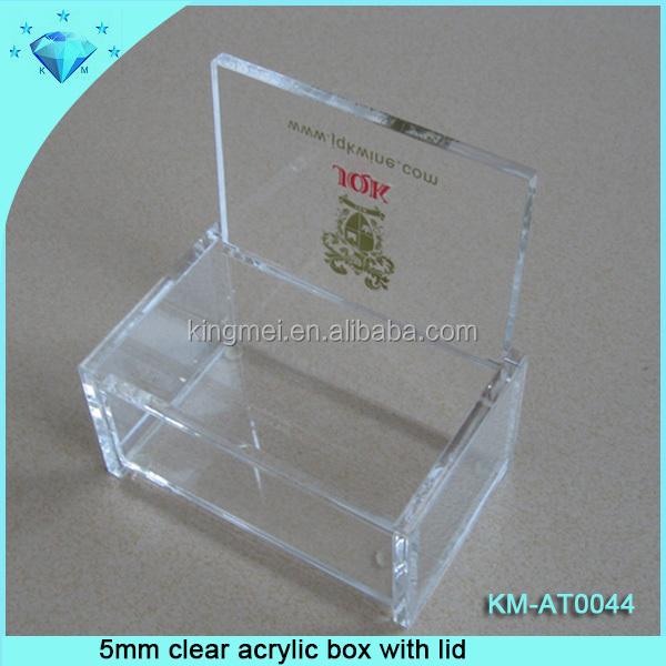 5mm klaren acryl storge box mit deckel karton produkt id 1988150884. Black Bedroom Furniture Sets. Home Design Ideas