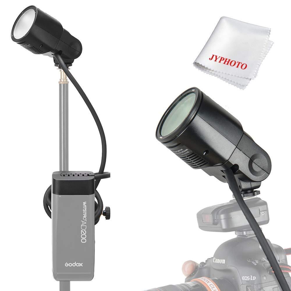 Godox AD200 Pro Flashpoint eVOLV 200 Pro TTL Pocket Flash Round Head Accessories Kit for Pentax