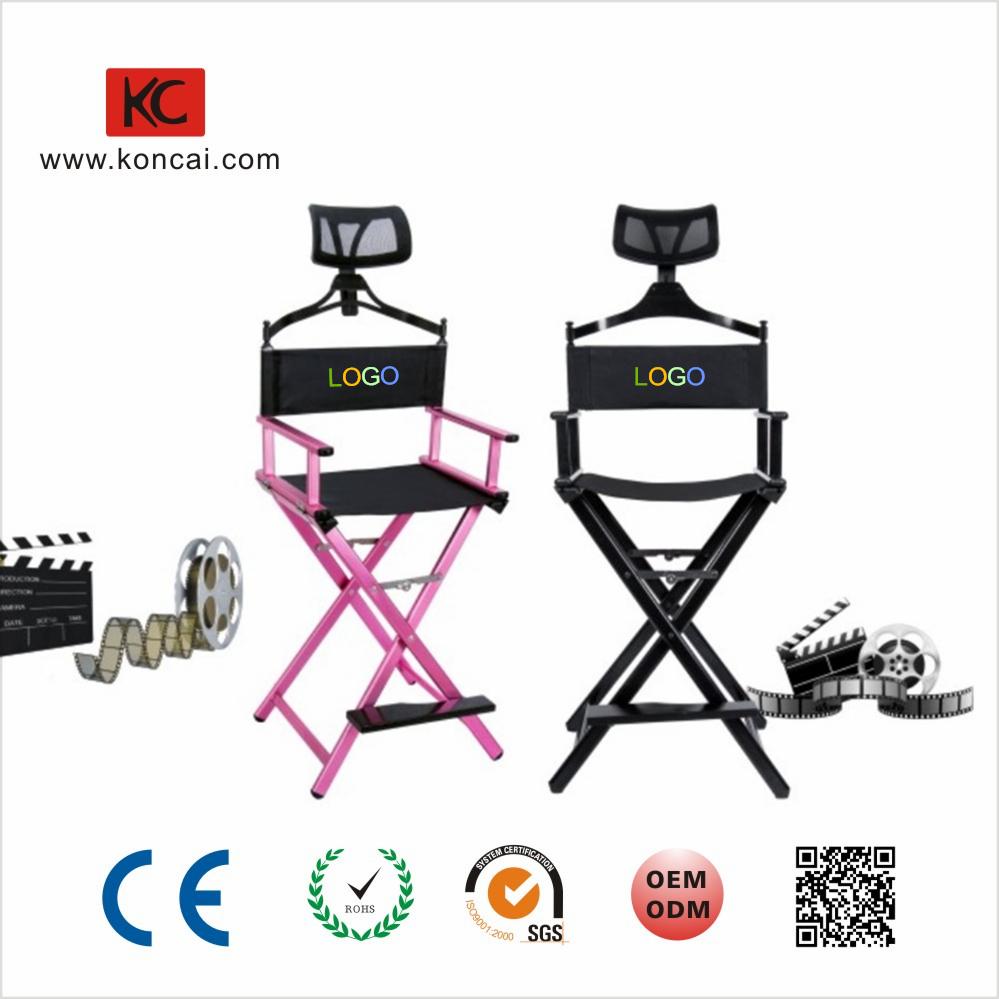 New Arrival Chair with Headrest Aluminum Chair Hair Salon Makeup Chair