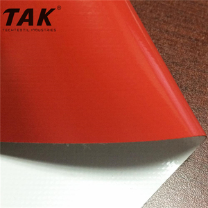 PVC Coated Tarpaulin Fabric Tent Material For Sale