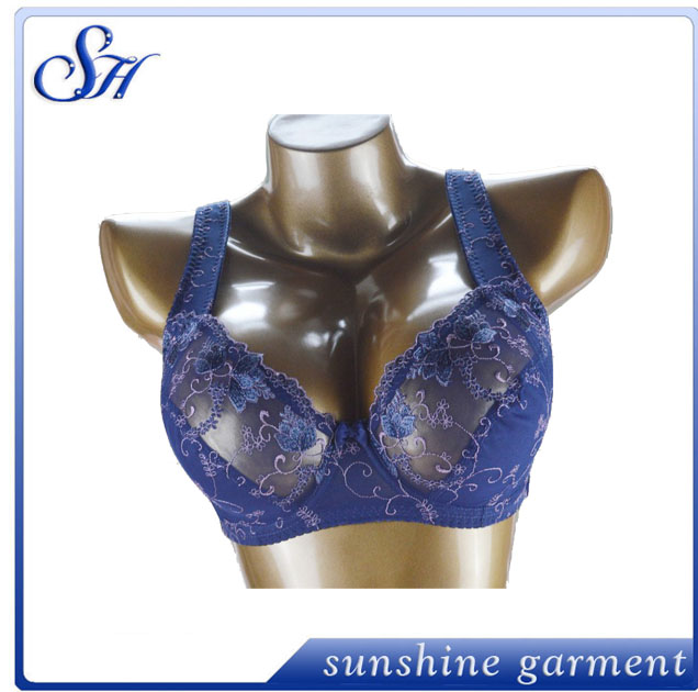 hot selling latest design high quality wholesale plus size bra patterns