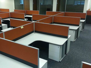 Used Office Furniture Workstation