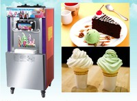 2014 selling well fry ice cream machine,machine for making ice cream cone,pan ice cream machine