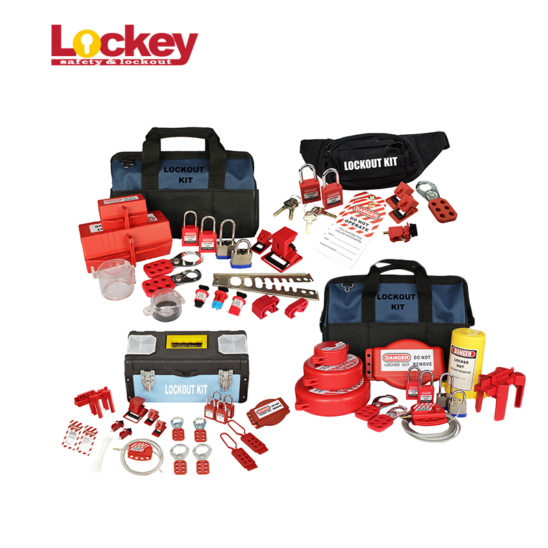 Lockey Oem Combination Safety Portable Loto Locks Out Group Electrical  Lockout Tagout Kit - Buy Safety Lockout Kit,Safety Lockout Tagout  Kits,Group