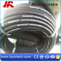 Attractive price!!!Steel Wire Braided Power Steering High Pressure Hose SAE 100R1AT