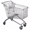 60-270 Liter Euro style Shopping Trolley made of steel material