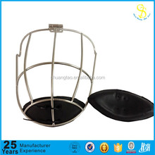 Trade assurance ISO Guangzhou factory Hockey face guard/helmet, face mask