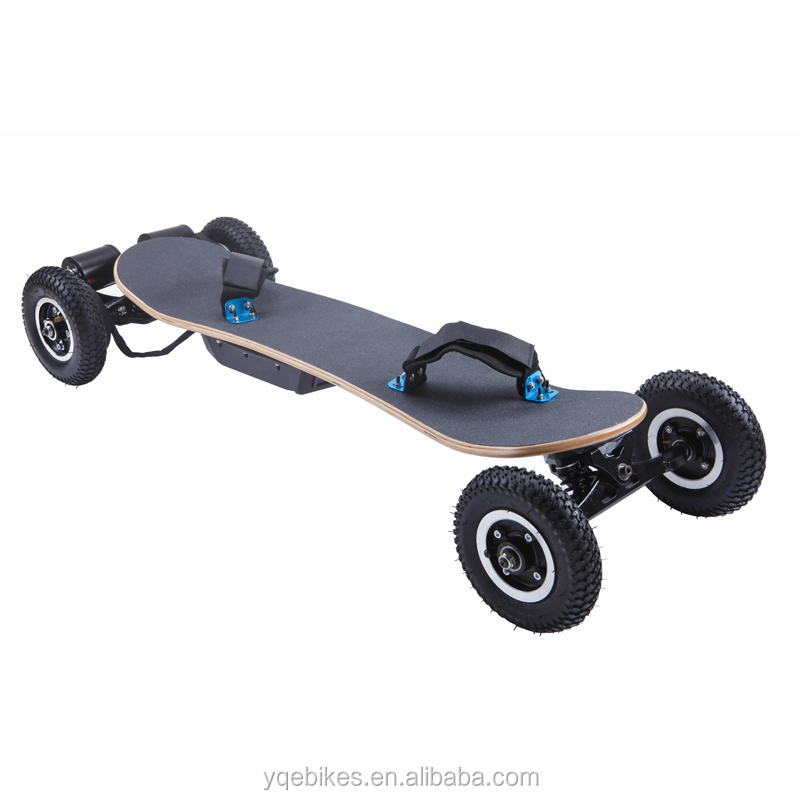 New Portable Electric Skateboard Parts 2 Wheel Longboard Off Road