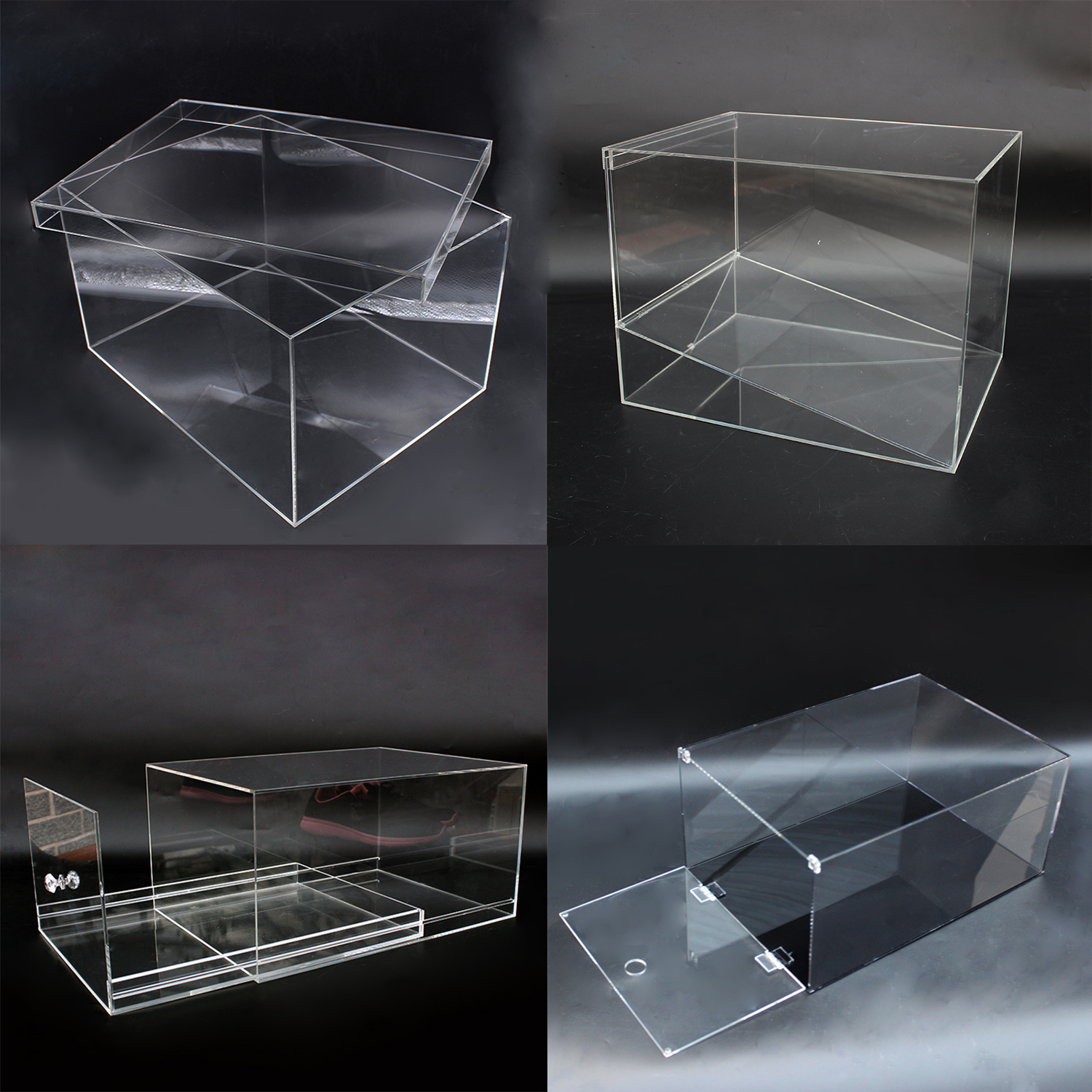 Showcase Clear Acrylic Shoe Box.jpg
