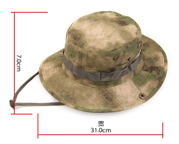 7eb84dfa2f5 Sinairsoft Tactical Airsoft Sniper Camouflage Boonie Hats Nepalese Cap  Militares Army Mens American Military Accessories Hiking